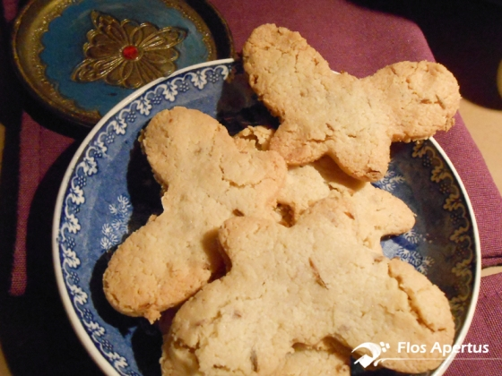 biscuits papillons